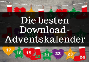Die besten Download Adventskalender im Internet