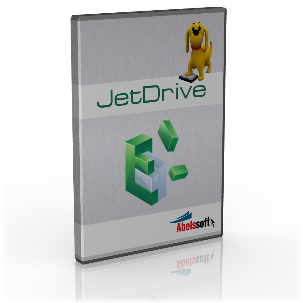 JetDrive Box