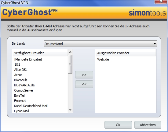 cyberghost-vpn-mail-server