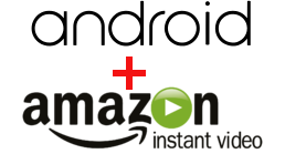 amazon instant video unter android tablet